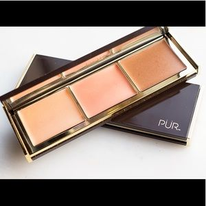 Pur Cosmetics Sun-Kissed Glow #Makeup Palette